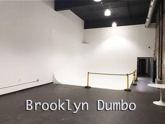Dumbo Brooklyn White Cyc Studio