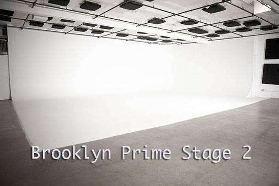 Brooklyn Prime Stage 2- White Cyc