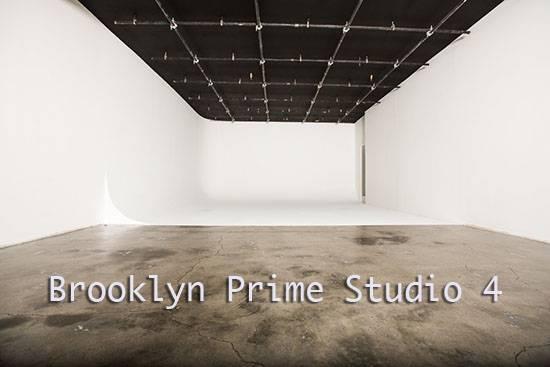 Brooklyn Prime Studio 4- White Cyc Studio
