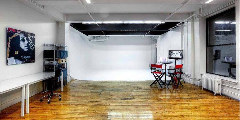 Chelsea South White Cyc Studio 5