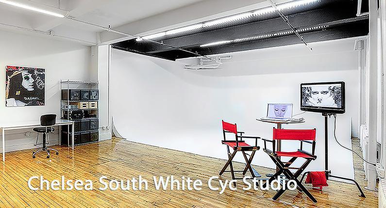 Chelsea South White Cyc Studio 6