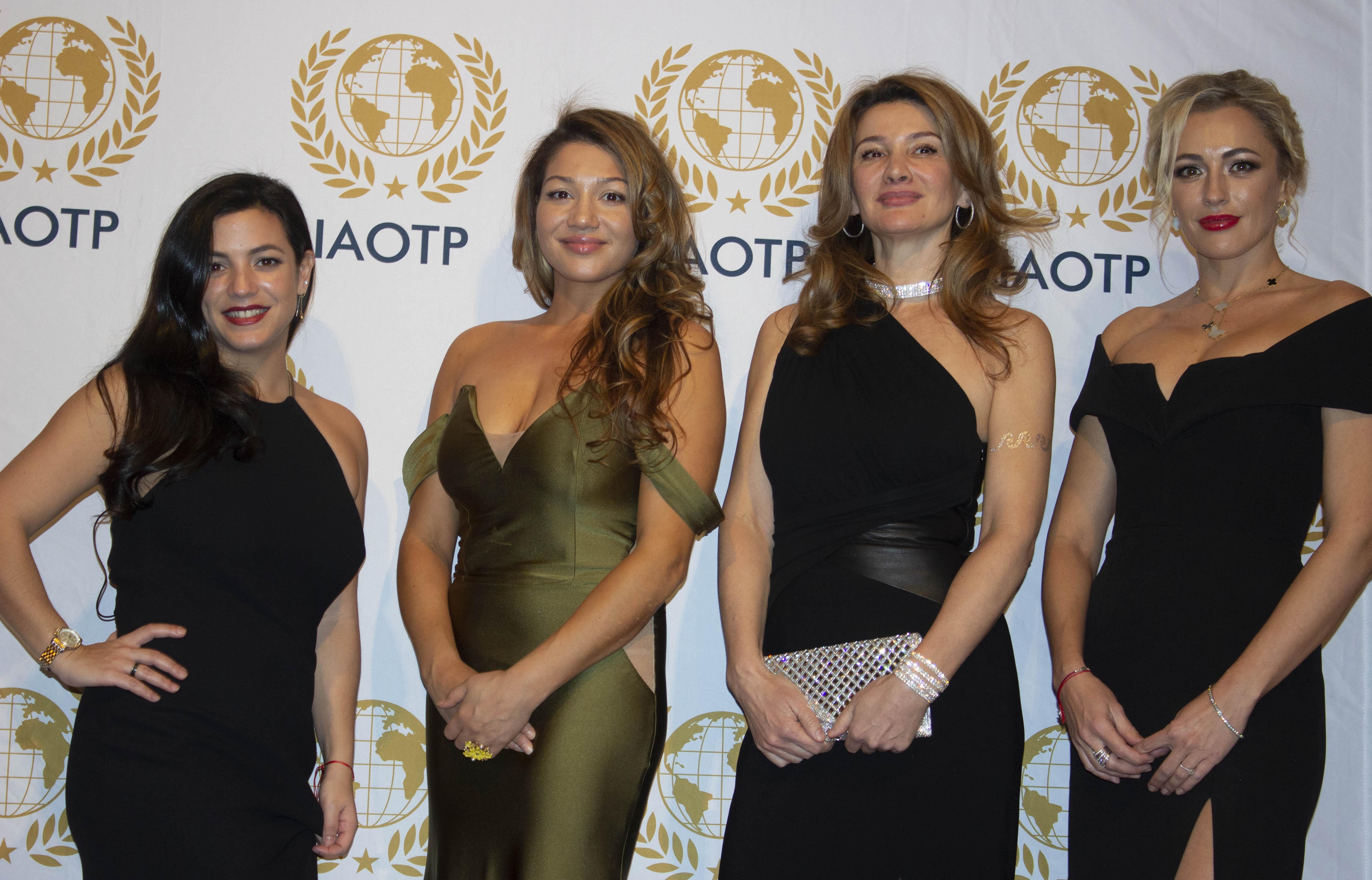 AMC Celebrates the IAOTP Awards at the Plaza! 2