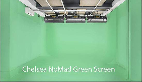 Chelsea NoMad Green Screen