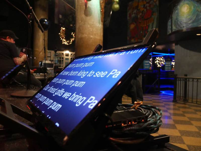 Confidence Monitor Rental - Teleprompter Rental Chicago
