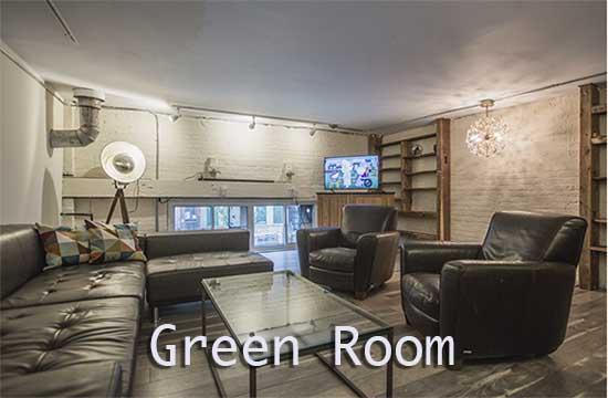 Studio 2 - Green Room