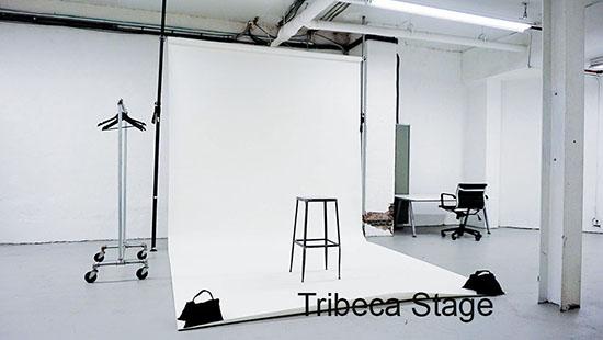 Tribecca white cyc Studio