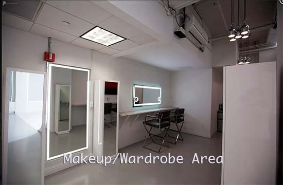 Time Square - Makeup or Wardrobe Area