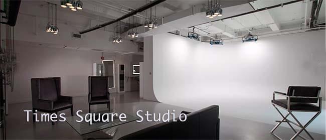 Time Square Prime White Cyc Studio