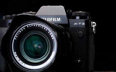 Camera Review: Fuji's New Mirrorless Camera, The XT3