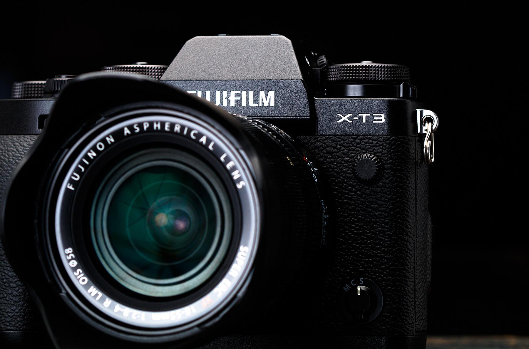 Camera Review: Fuji's New Mirrorless Camera, The XT3 1
