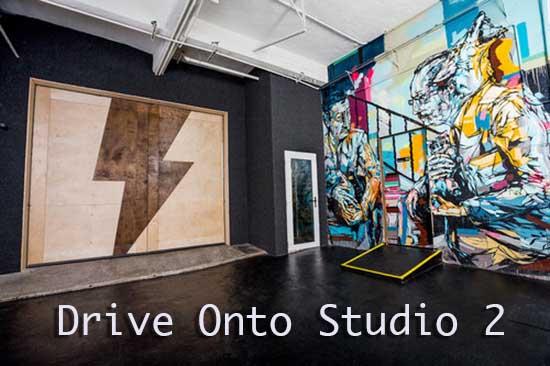 Drive Onto Studio 2