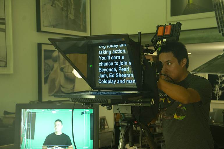 Teleprompter Rental Philadelphia 2
