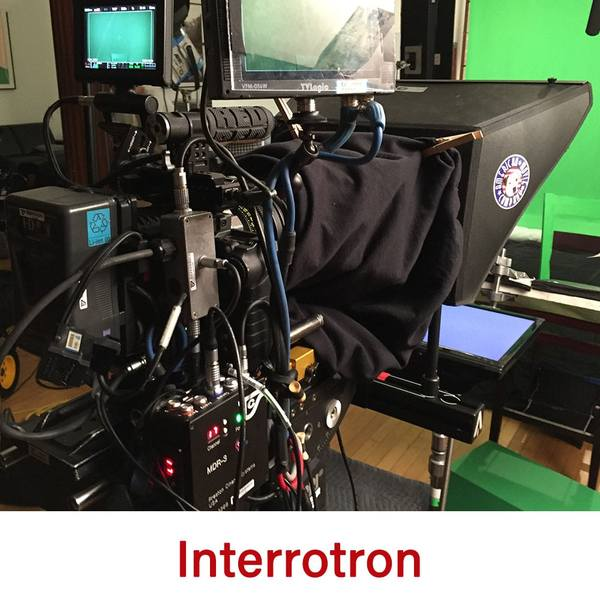Interrotron - Teleprompter Rental Chicago