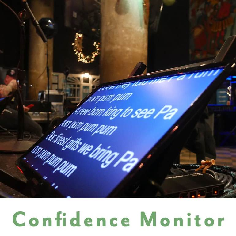 Confidence Monitor