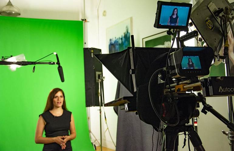 Teleprompter Rental Philadelphia 1