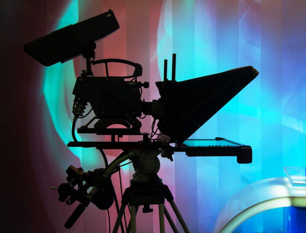 Teleprompter rental service, Los Angeles, Hollywood, Production, Film, TV, interrotron