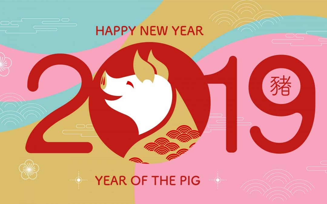 Year of the Pig Celebration WebCast Live from New York to China!