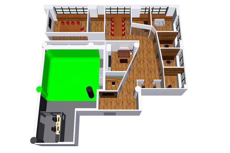 soho studios floorplan