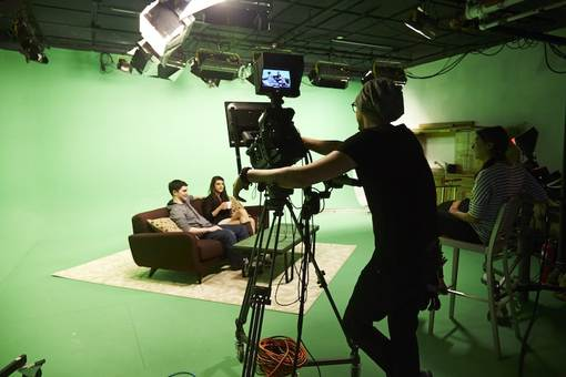 Soho Production Studio, Green Screen, Green Cyc, Prodruction Studio Rentals