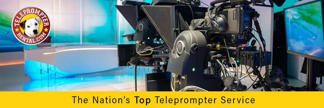 The Nation's Top Teleprompter Rental Service: TeleprompterRental.com