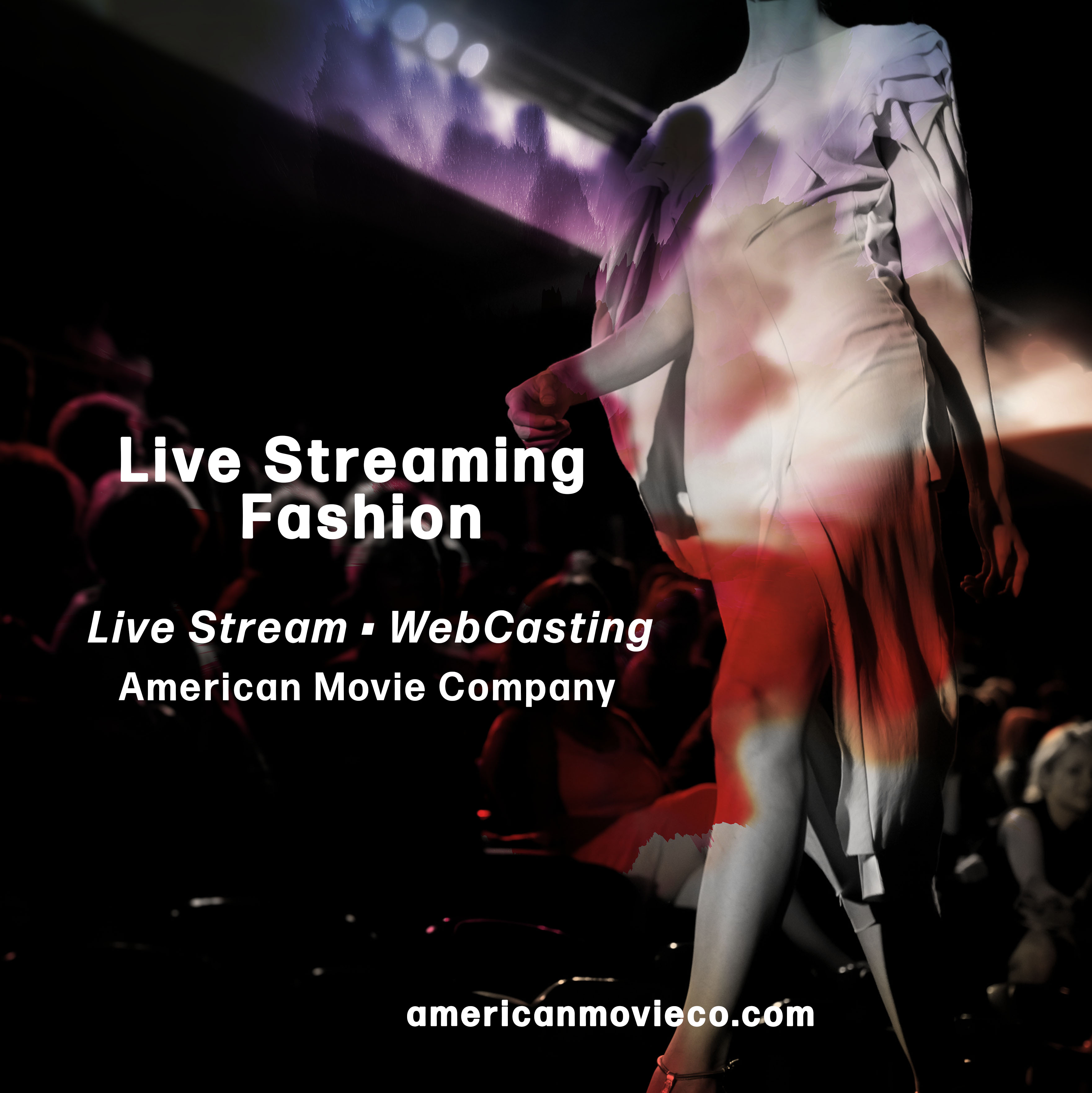 Live Streaming Fashion Show