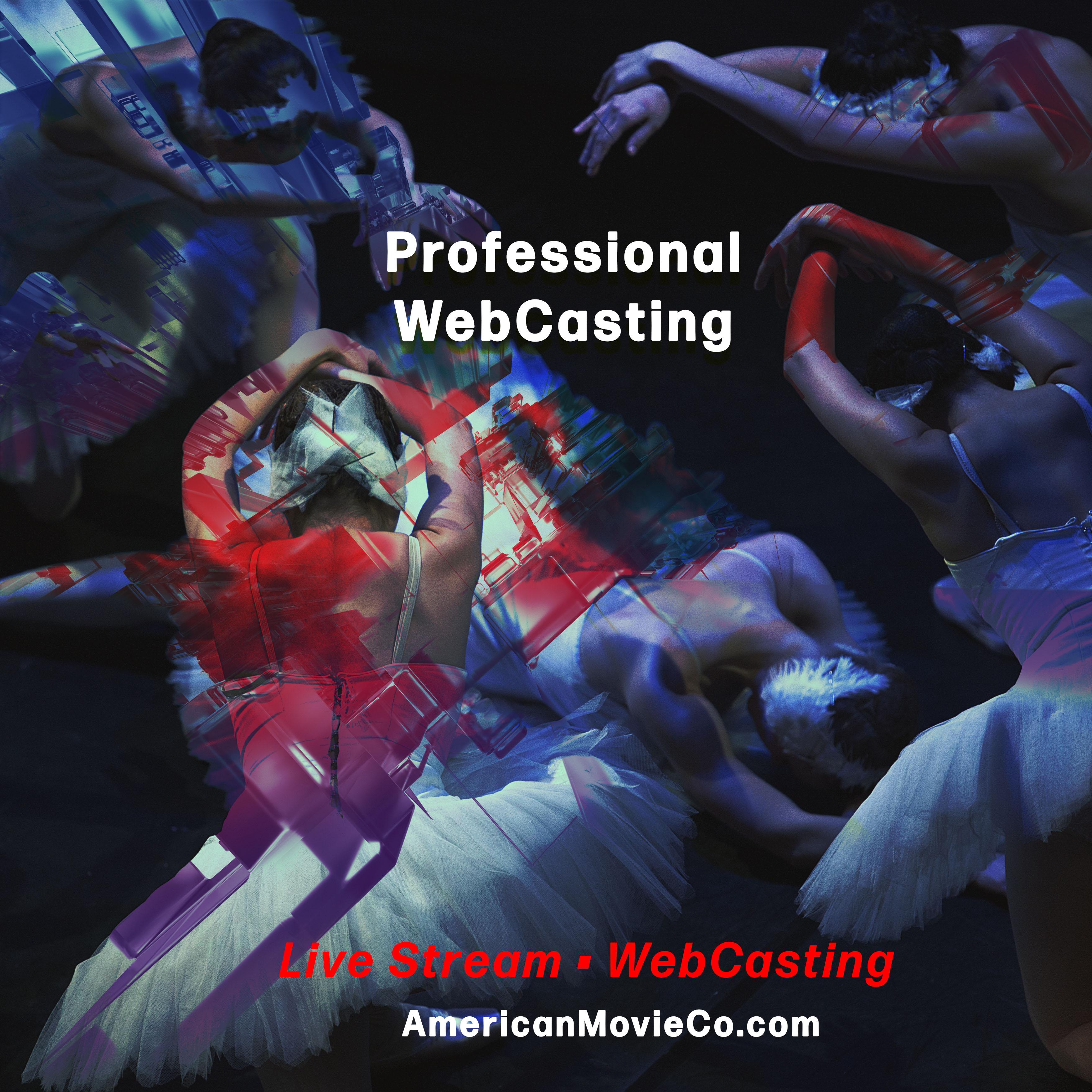 WebCasting Washington, DC 2