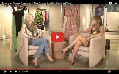 American Movie Company's WebCasting Highlights!