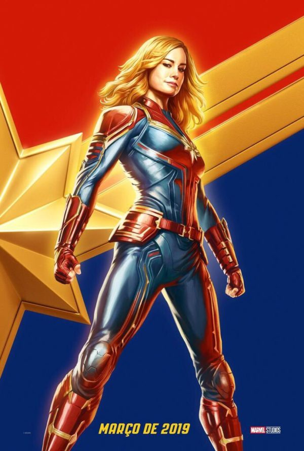 Captain Marvel: New Feminist Icon 2