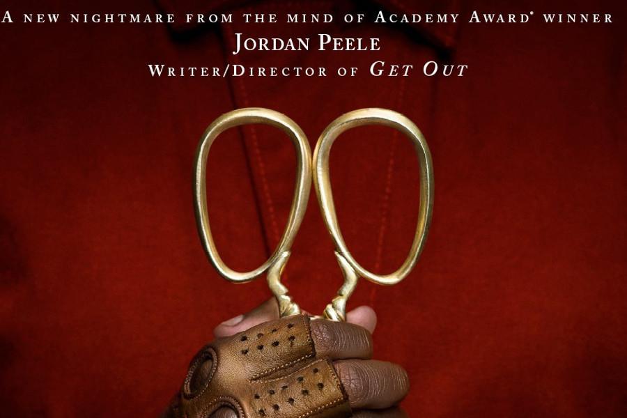 US poster for the new Jordan Peele film