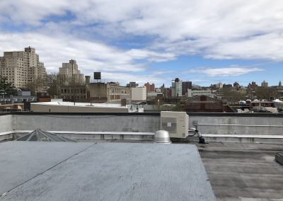 Rooftop Rental with a View. - cityscape ad sky blue