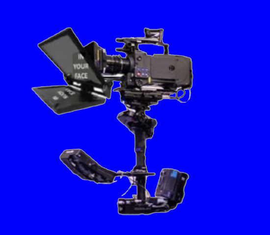 SteadiCam Prompter Rental - Teleprompter Rental Chicago