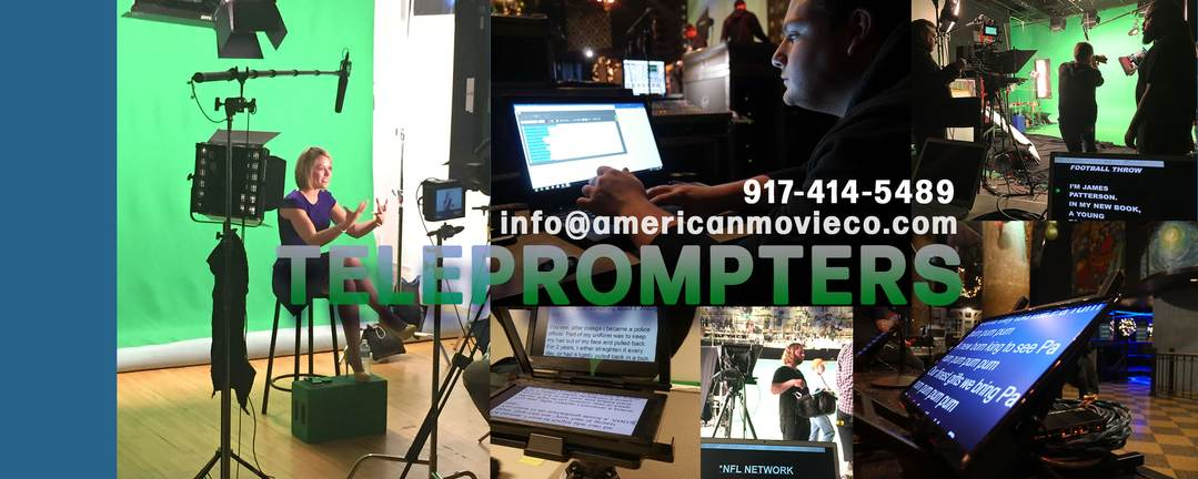 Teleprompters-American Movie Company
