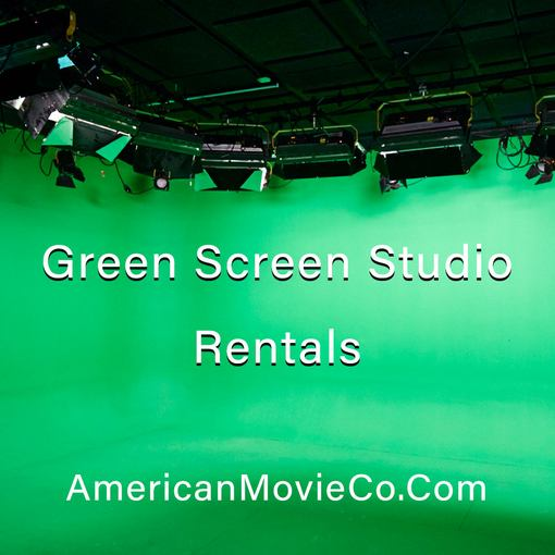 Green Screen Studio Rentals