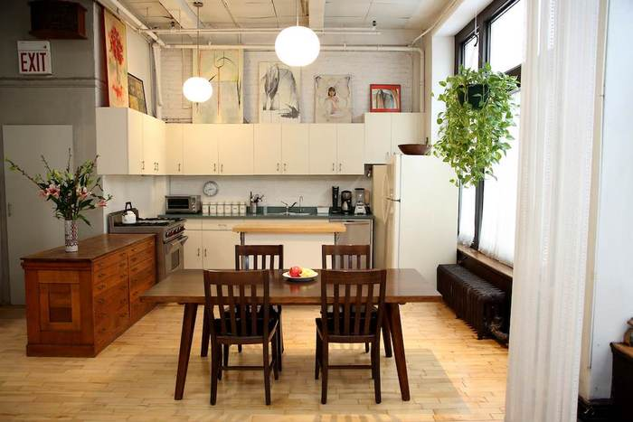 Chelsea East Dining Area