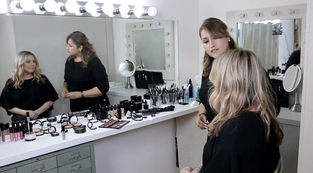 Chelsea East Make-Up Room