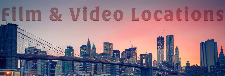 Video/Film Locations NYC 48