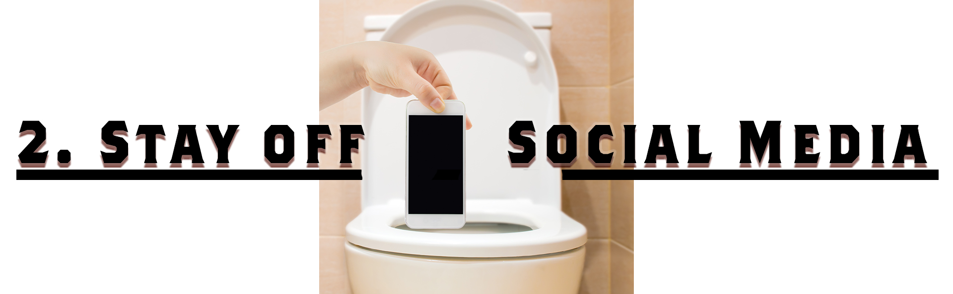 Stay off, Social Media