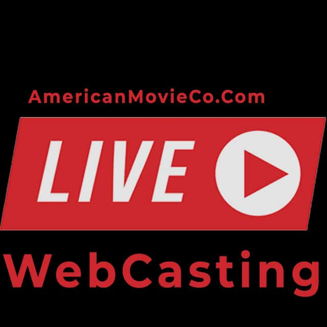 American Movie Co WebCasting banner