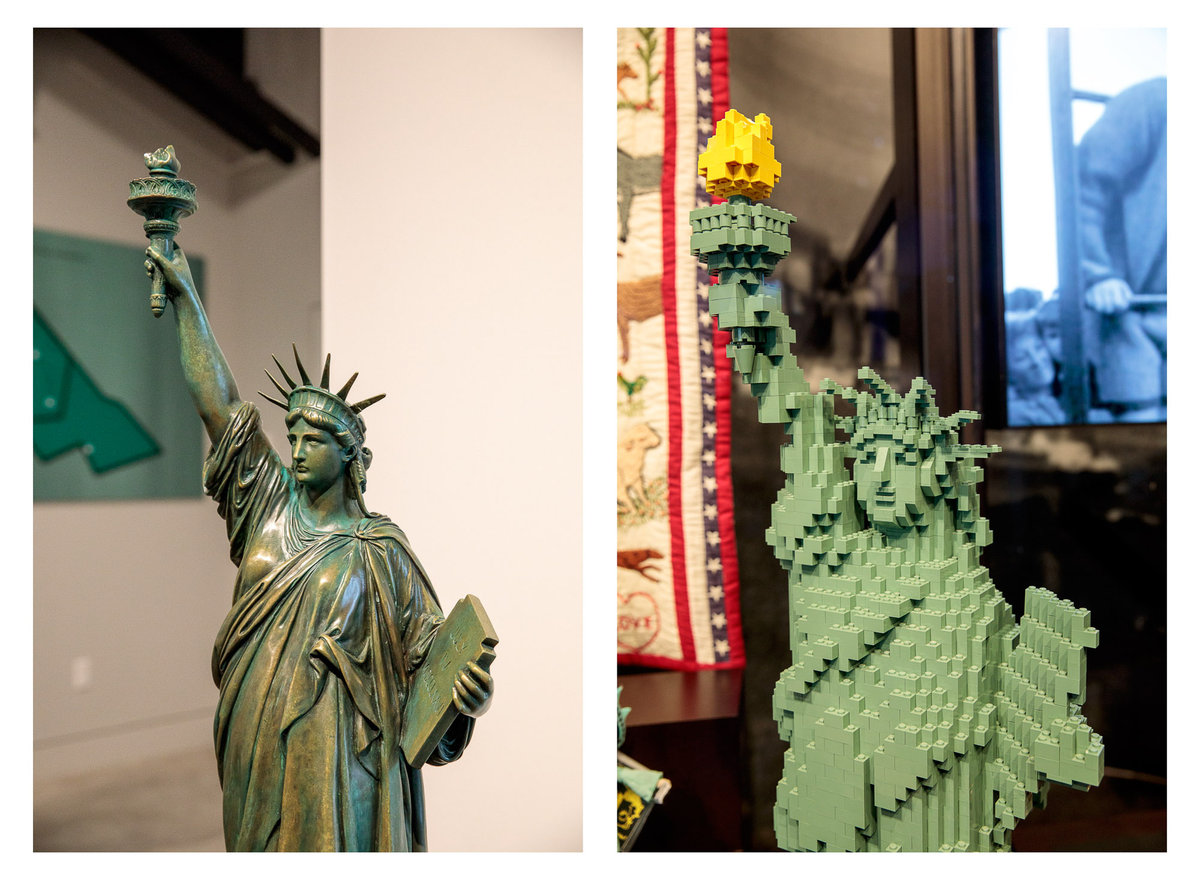 AMC Teleprompts: Oprah Awarded at the Statue of Liberty Museum Opening! 3