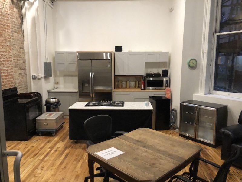Union Square kitchen