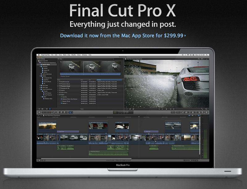 Looking to make the switch from Final Cut Pro 7 to X? Check this out 1