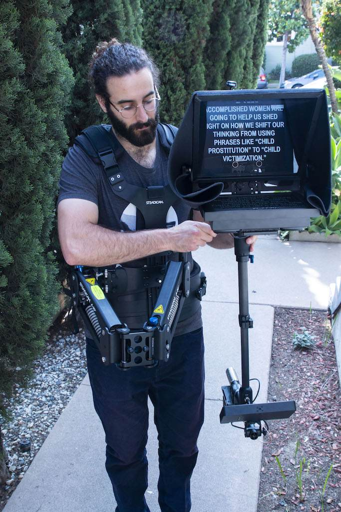 Teleprompter Rental NYC 1
