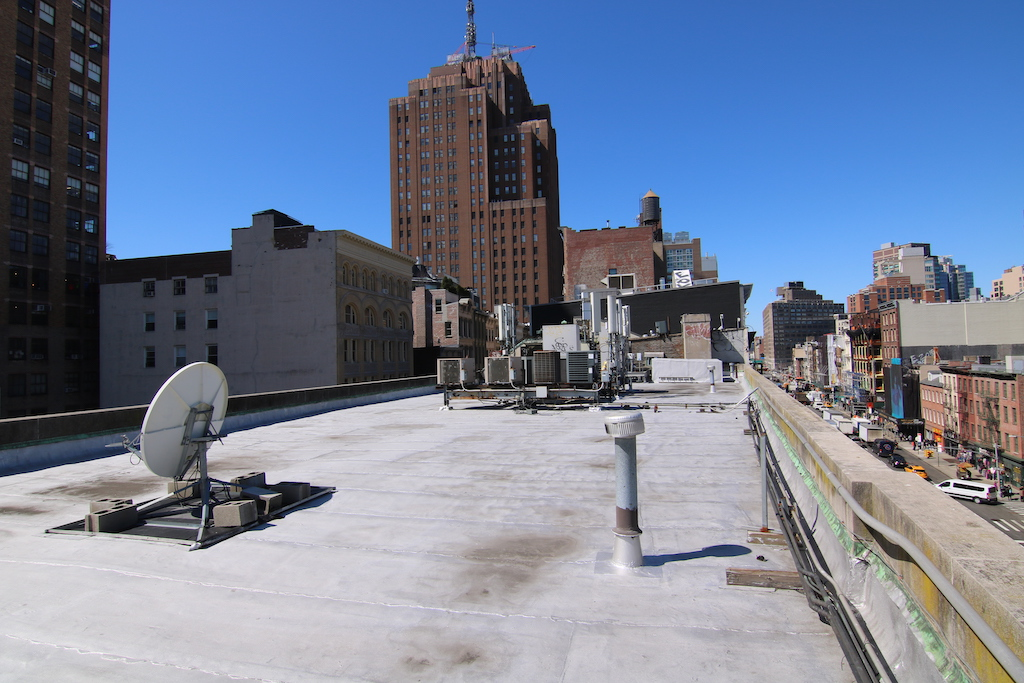 NYC rooftop rental,