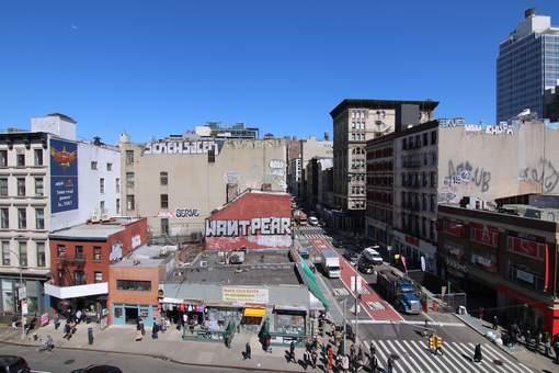 Penthouse View toward Manhattan South