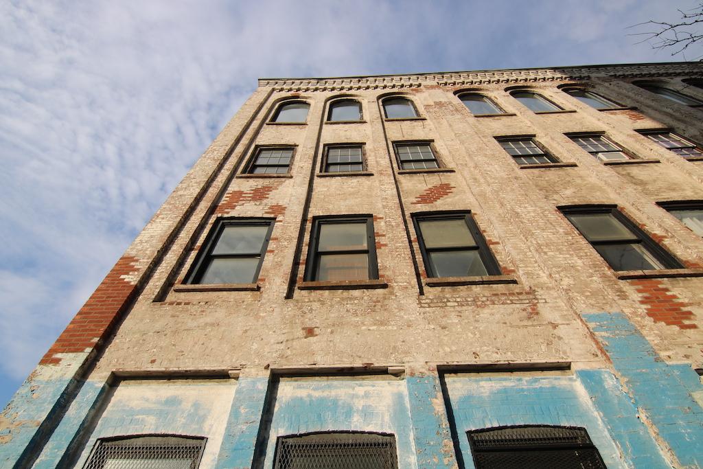 West Village loft exterior
