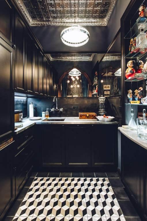 West Village Mansion - Kitchen