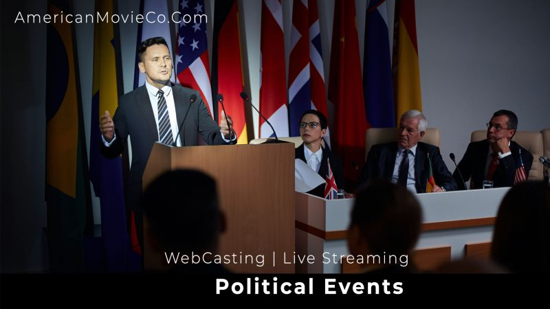 Live Streaming the Truth in Politics 1