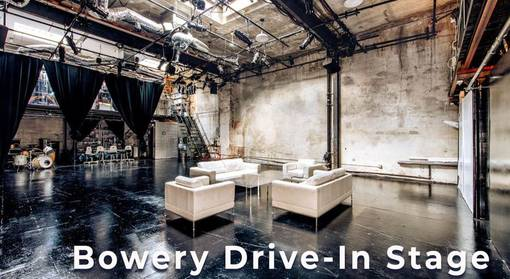 Bowery Drive-In Stage