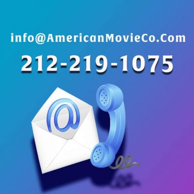 American Movie Company Call 212-219-1075 or email info@americanmovieco.com -Green Screen Sound Stage Rental NYC
