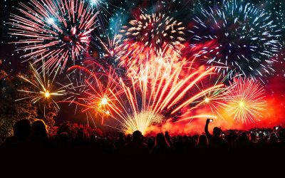 The Best Fourth of July Fireworks Shows Around the U.S.A!